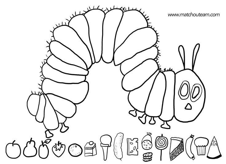 20 dessins de coloriage cocon chenille imprimer - Dessin de chenille ...