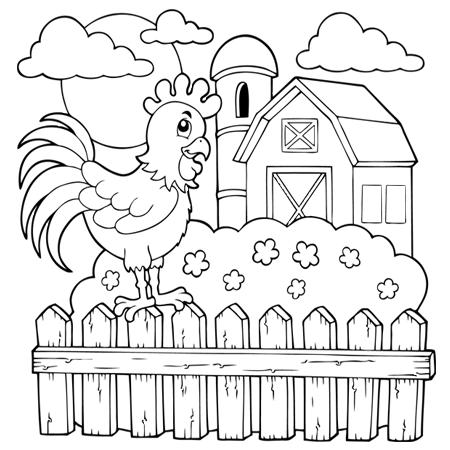 Dessin coquille d 39 oeuf - Coq a dessiner ...