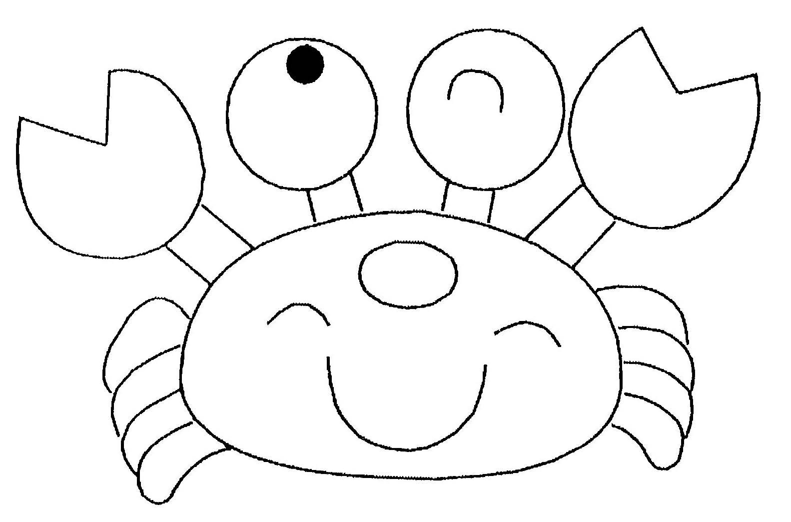 Célèbre 19 dessins de coloriage Coquillage De Mer à imprimer VB07