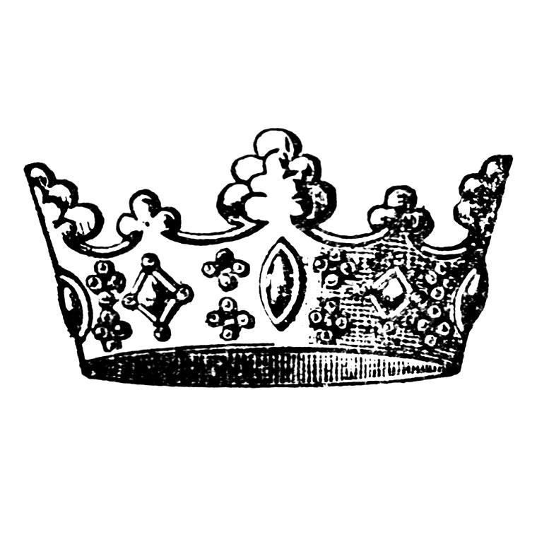 Dessin couronne roi - Coloriage couronne ...