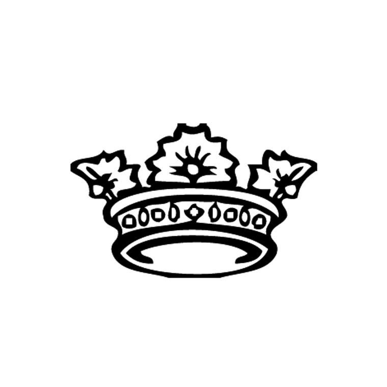 coloriage couronne galette des rois
