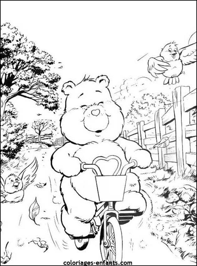 Dessin cycliste imprimer - Cycliste dessin ...