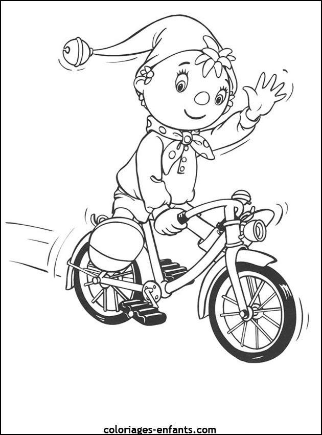 coloriage de cycliste du tour de france