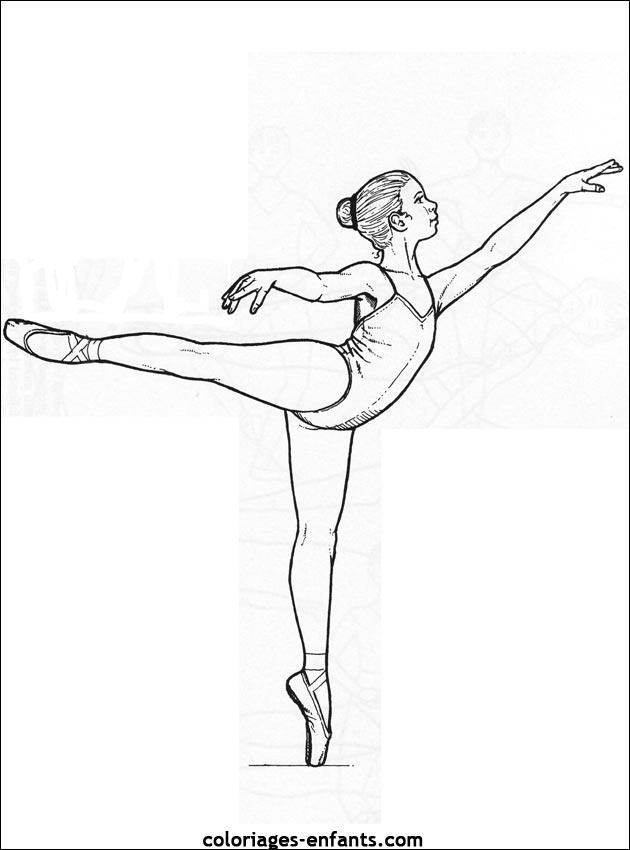 coloriage danse folklorique