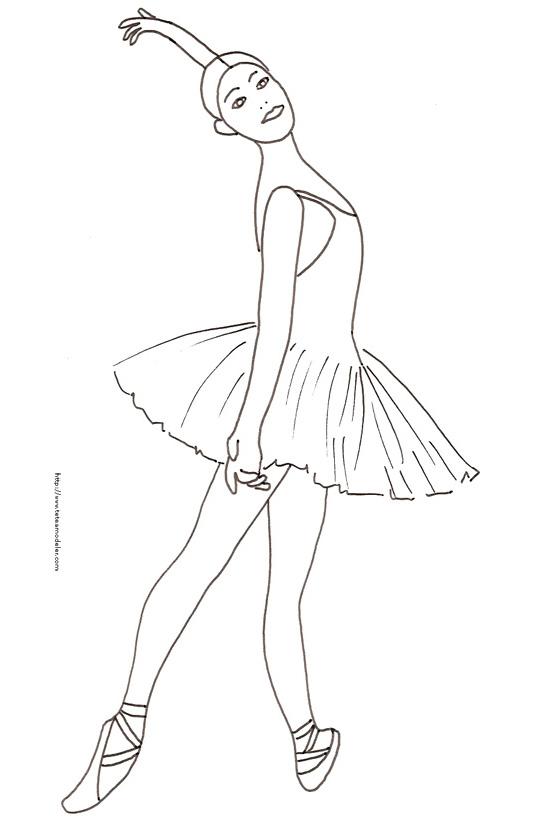 dessin à colorier danse bretonne