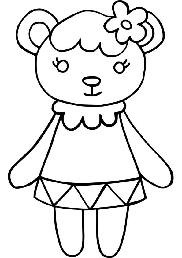 Coloriage de fille de 10 ans a imprimer gratuitement - Coloriage fillette ...