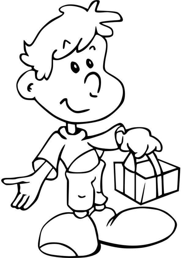 coloriage pour garçon de 9 ans