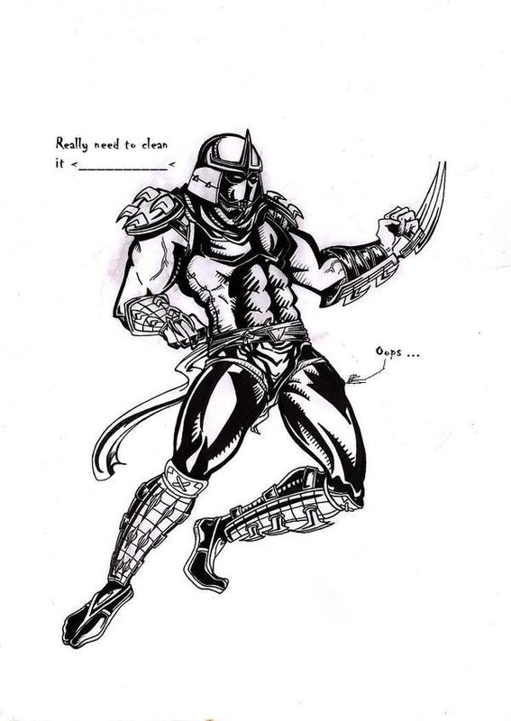 75 dessins de coloriage deadpool imprimer - Dessin anime des tortues ninja ...