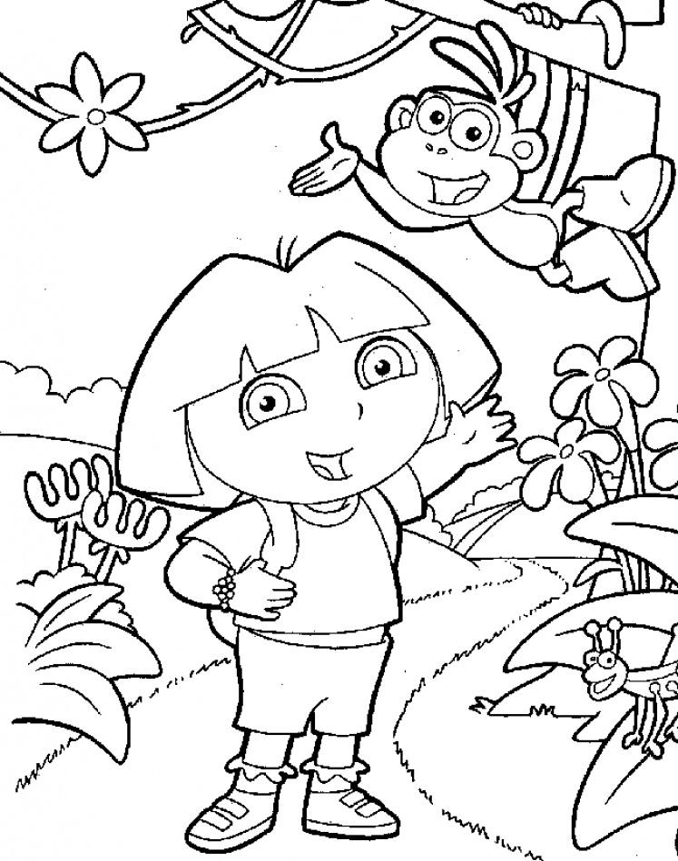 coloriage le petit nicolas dessin animé