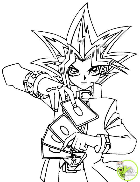 coloriage dessin animé boomerang
