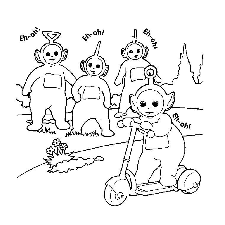coloriage dessin animé a imprimer gratuit