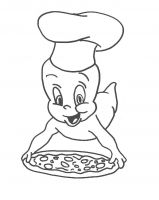 coloriage dessin animé walt disney gratuit