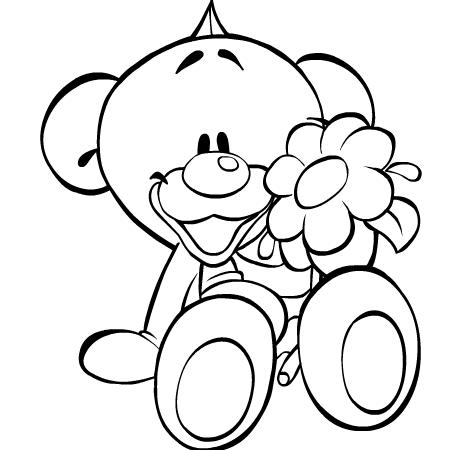 coloriage tous les dessin animé