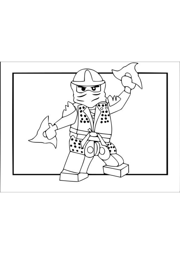 coloriage à dessiner personnage dessin animé
