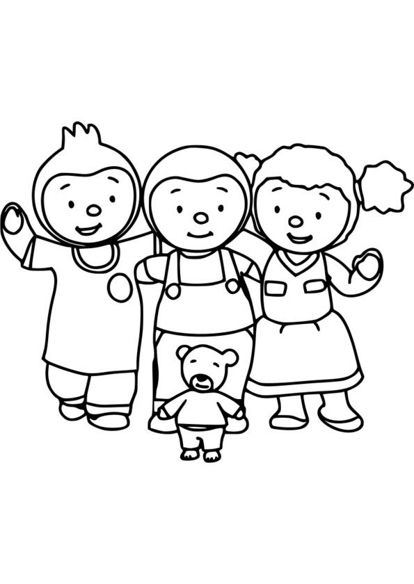 dessin dessin anime imprimer gratuit