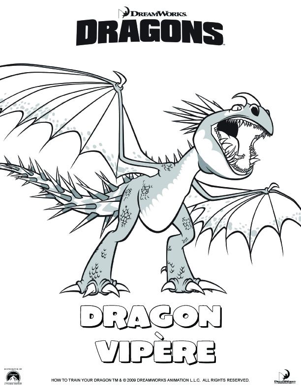 coloriage à dessiner dinofroz