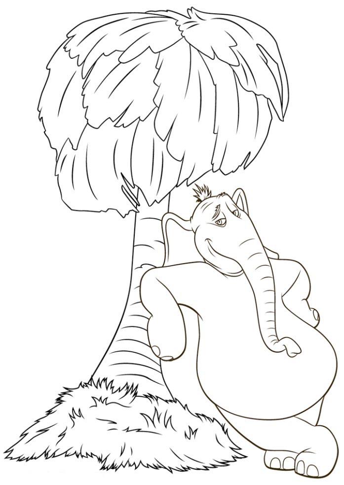 coloriage dinosaure king saison 2 imprimer