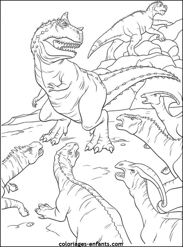 Coloriage dinosaure pop - Coloriage a imprimer dinosaure ...