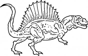 Coloriage dinosaure brachiosaure - Dessins de dinosaures ...