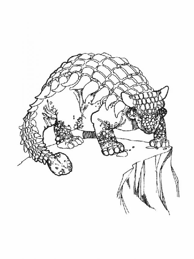 Dessin colorier dinosaure qui fait peur - Dessin anime qui fait peur ...