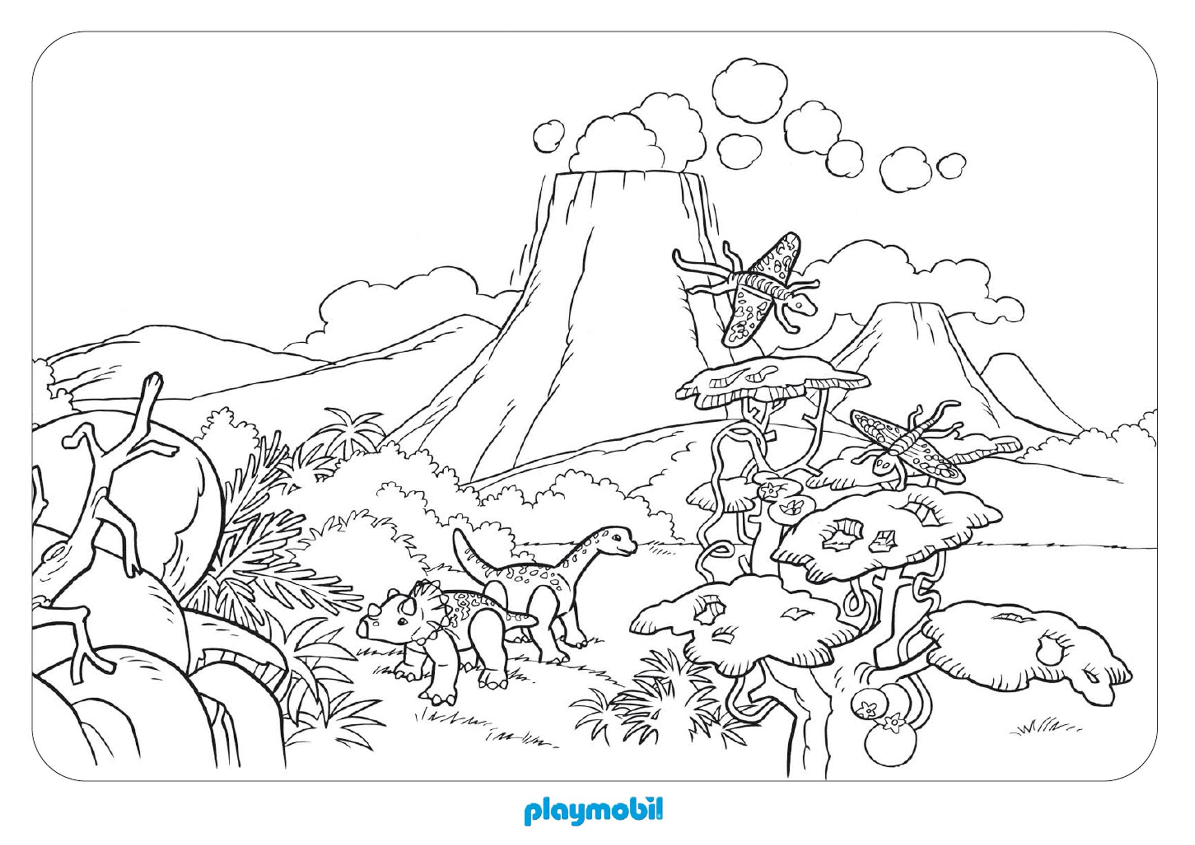 Colorier Un Dinosaure En Ligne