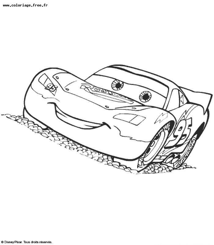 19 dessins de coloriage disney cars imprimer - Dessin de personnage disney ...