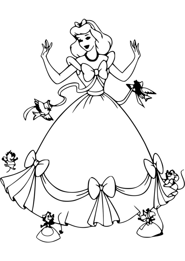 Coloriage Disney Gratuit A Colorier