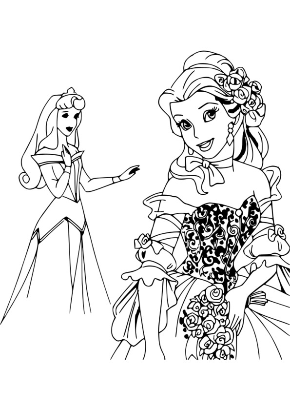Coloriage disneyland paris - Coloriage disney ...