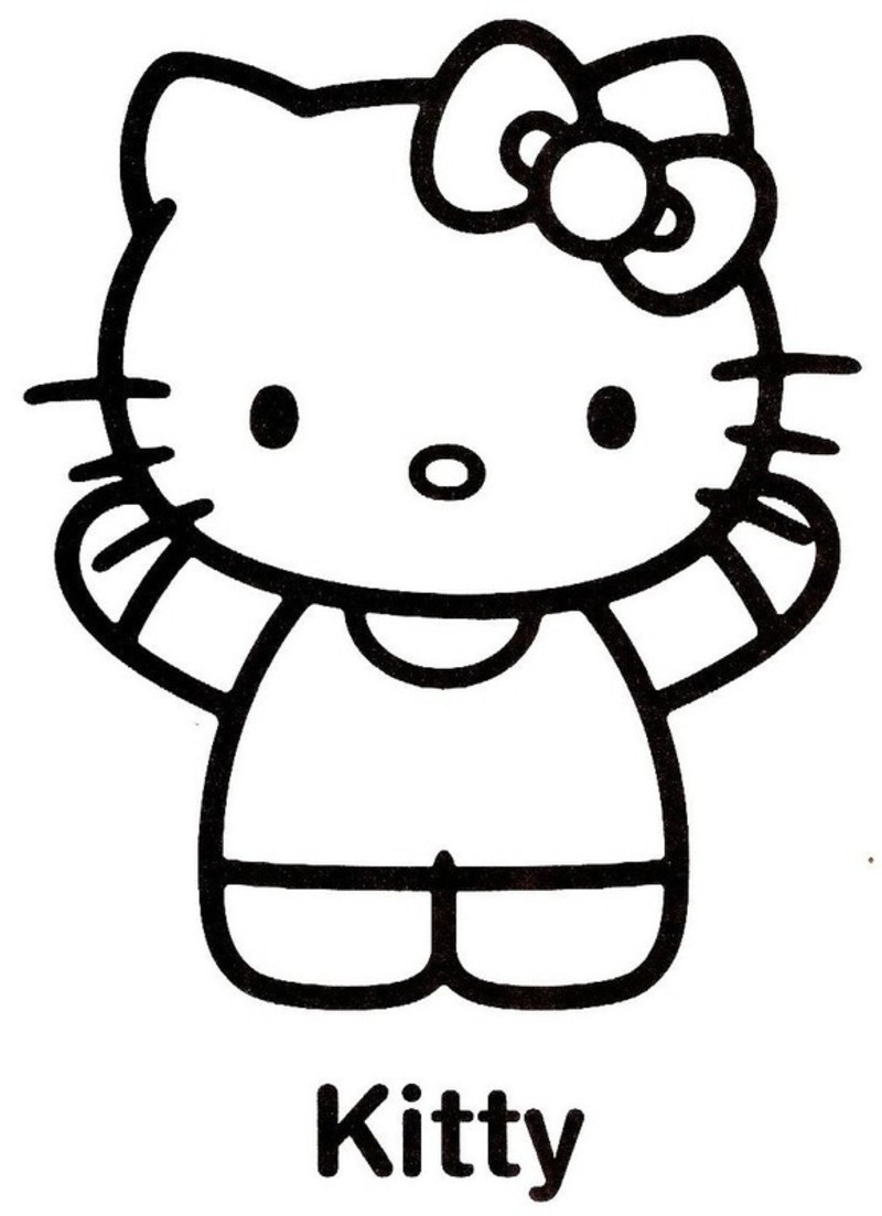 Pin six facebook covers 2013 i love you cover photos on - Coloriage hello kitty ...