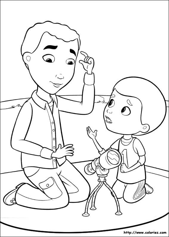 dessin de docteur la peluche