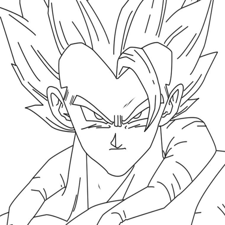 Coloriage dessiner dragon ball z gt - Coloriage dragon ball gt ...
