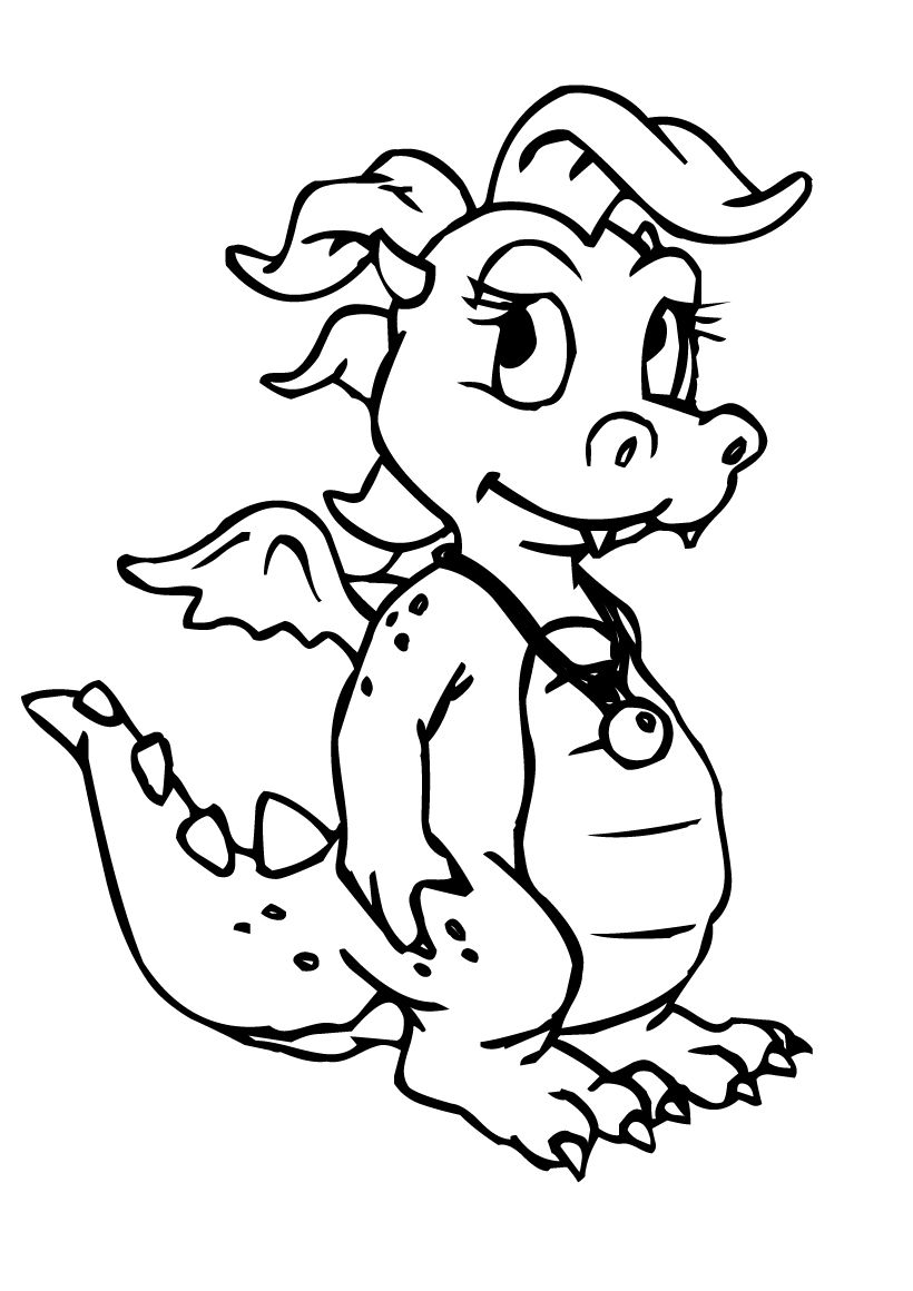Dessin dragon gulli - Dessin de gulli ...