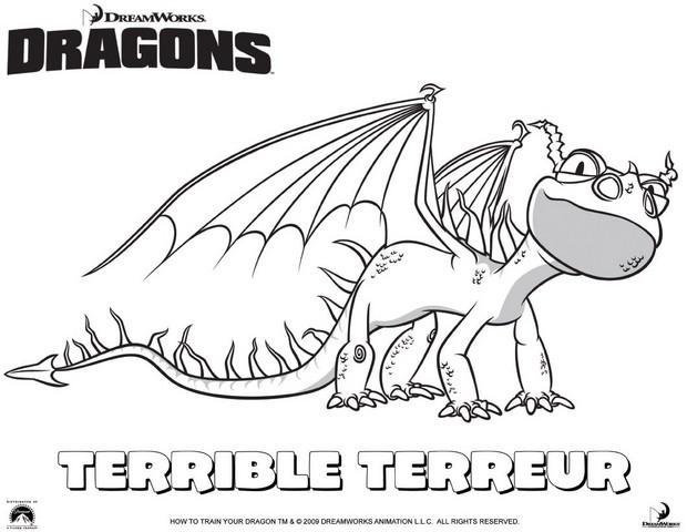 les dessin coloriers dragon ball z