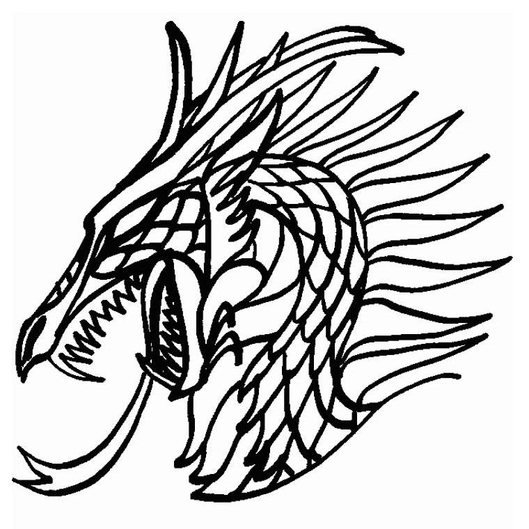 dessin à colorier dragon ball z vegeta