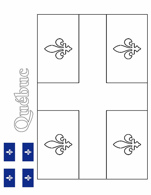 coloriage drapeau bresil imprimer