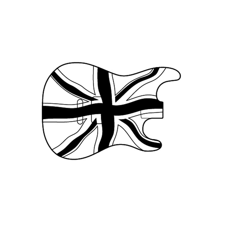 coloriage à dessiner drapeau saint etienne