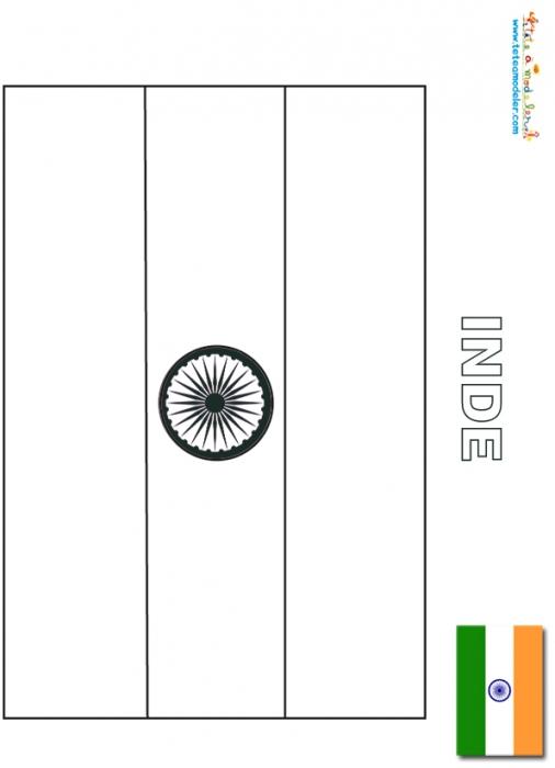 dessin à colorier drapeau jeux olympiques