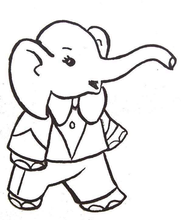 Coloriage magique cp elephant - Coloriage magique elephant ...