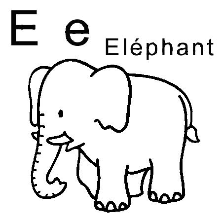 Dessin colorier d 39 elmer l 39 elephant - Dessin d elephant ...