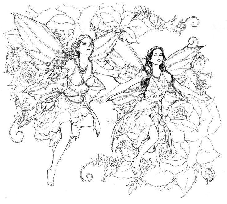 coloriage à dessiner lego elves