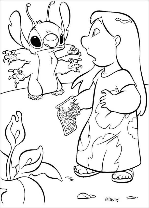 coloriage en ligne gratuit lilo et stitch