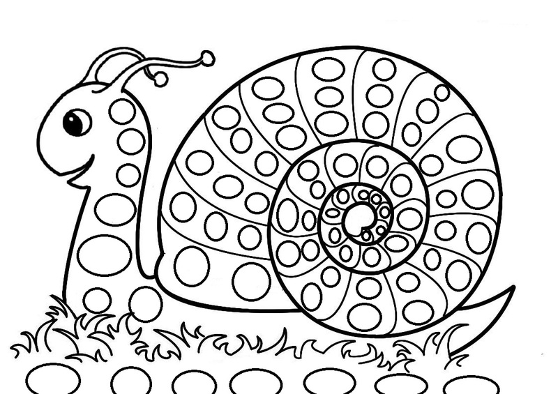 99 dessins de coloriage escargot en ligne imprimer - Escargot dessin ...