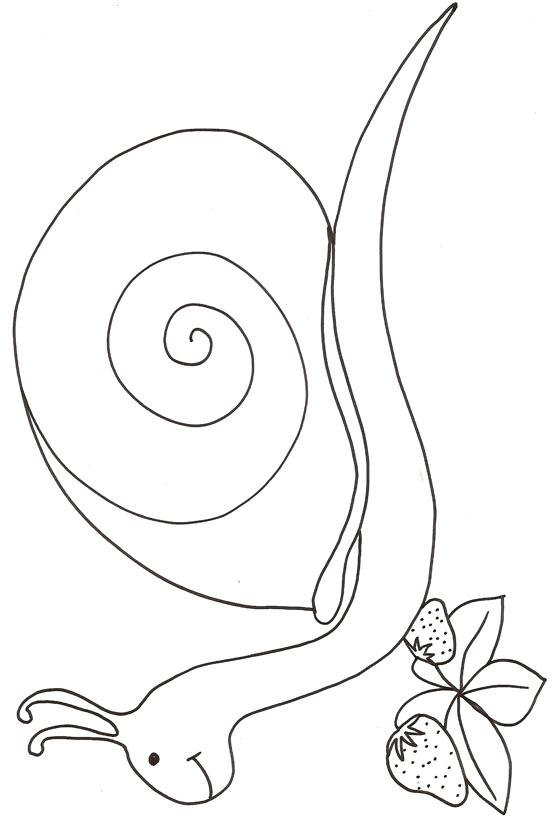 coloriage hugo l escargot mickey