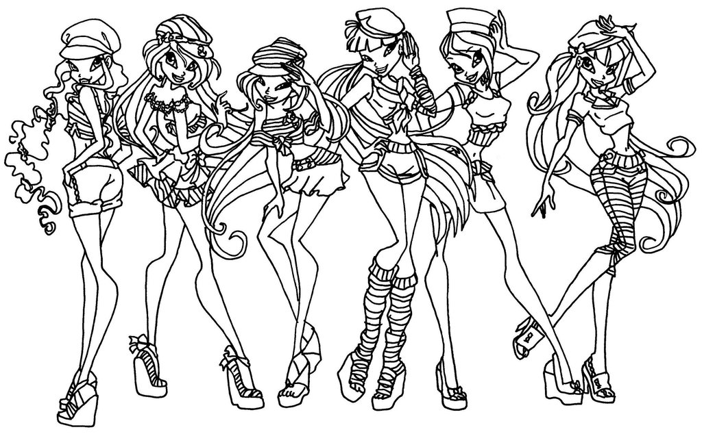 coloriage à dessiner ever after high en ligne