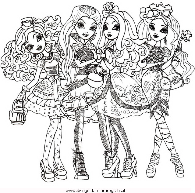 Hd Wallpapers Coloriage Ever After High Hugo L Escargot