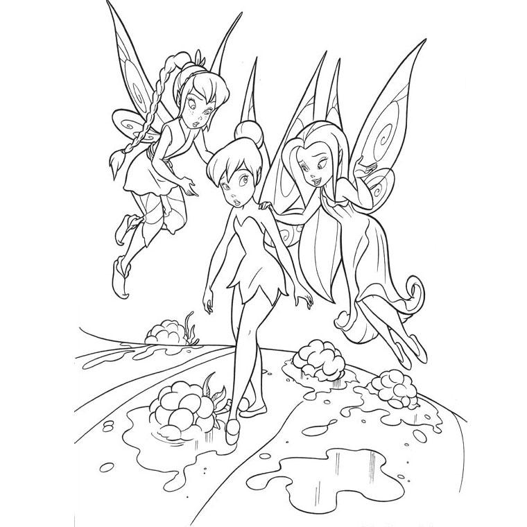 coloriage à dessiner fée licorne