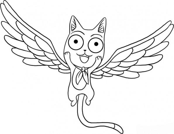 coloriage à dessiner de fairy tail grey a imprimer