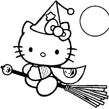 20 dessins de coloriage f e en ligne imprimer - Coloriage hello kitty gratuit ...