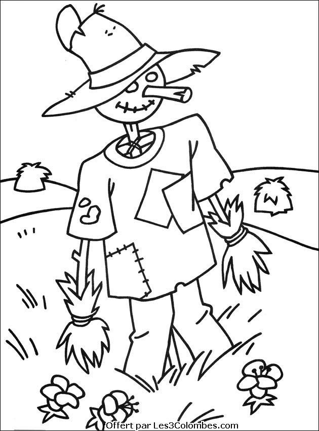 dessin à colorier animaux ferme gratuit