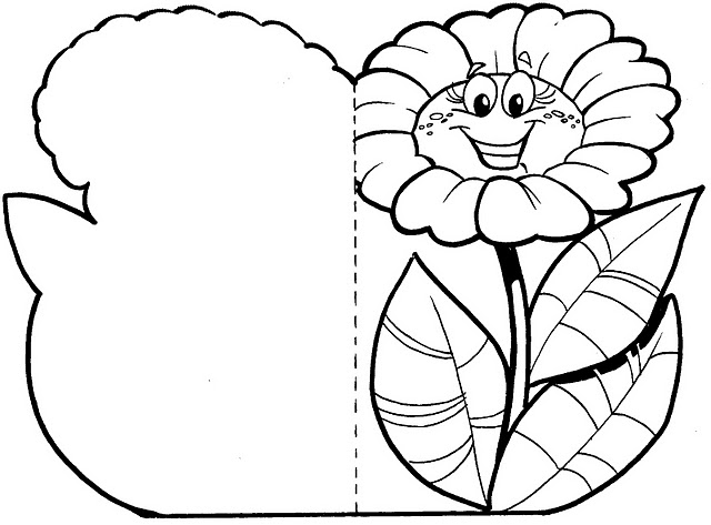 coloriage à dessiner fete des meres en ligne